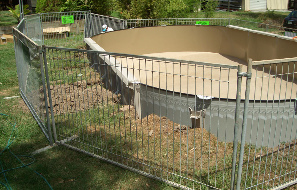 Temporary Pool Fencing Gallery Sa Rent A Fence Our